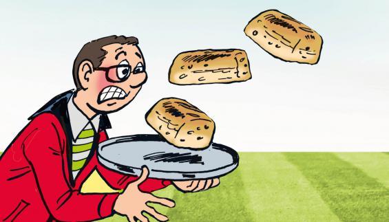 Brood van F.C. De Kampioenen